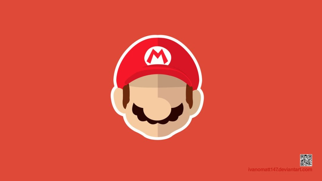 super_mario_flat_design_wallpaper_by_ivanomatt147-d9qvku9