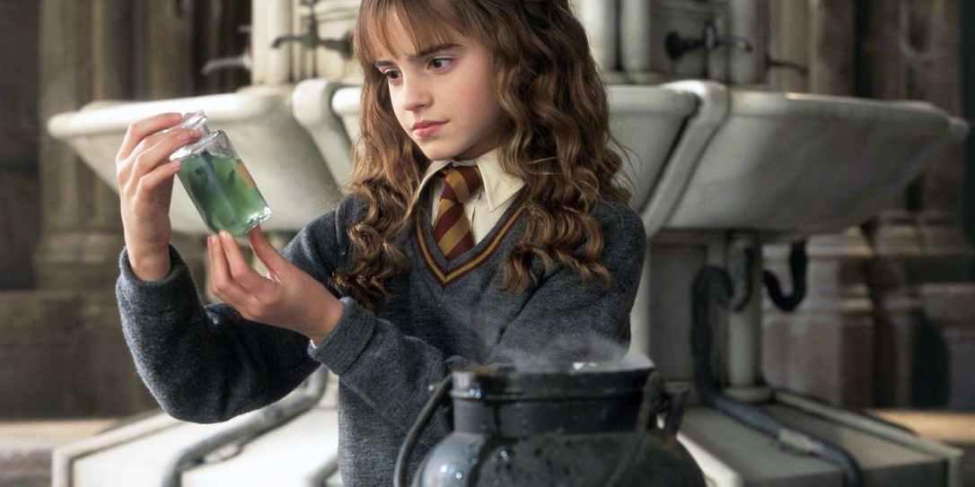 Hermione brews Polyjuice.jpg