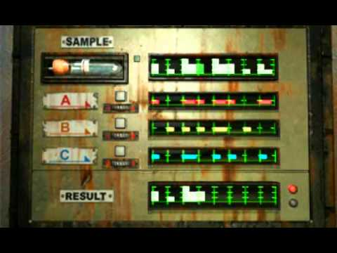 resident evil 3  Dead Factory water sample puzzle.jpg