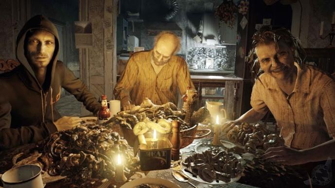 Resident Evil 7 review dinner.jpg