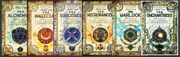 The Secrets of the Immortal Nicholas Flamel sunshine blog award.png