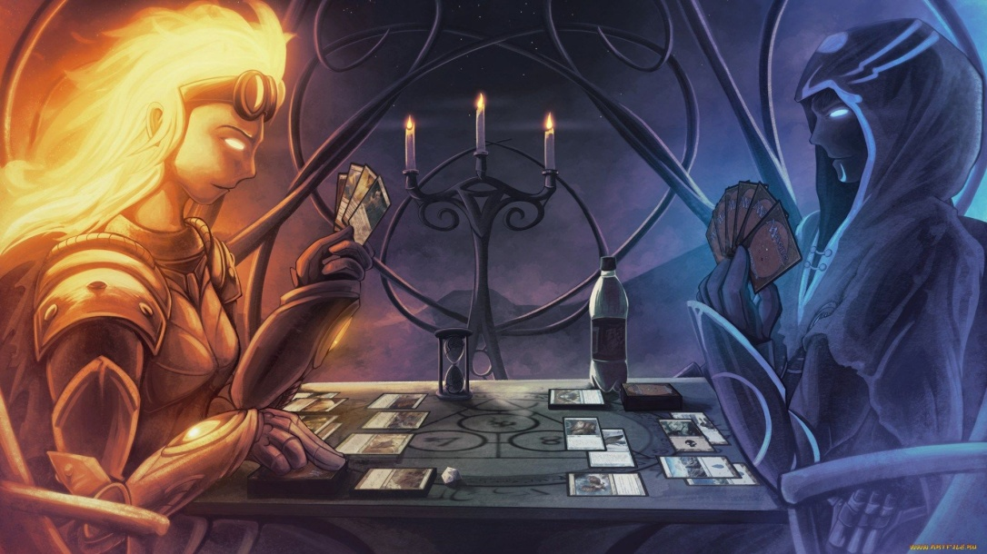 should I play Magic The Gathering: Battlemage in 2018? conclusion