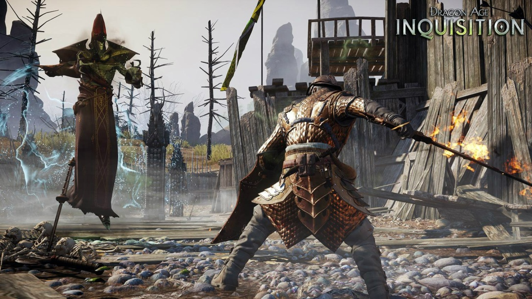 Dragon Age Inquisiton reviews side quests