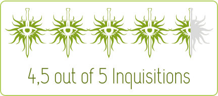 Dagon Age: Inquisition Review Rating