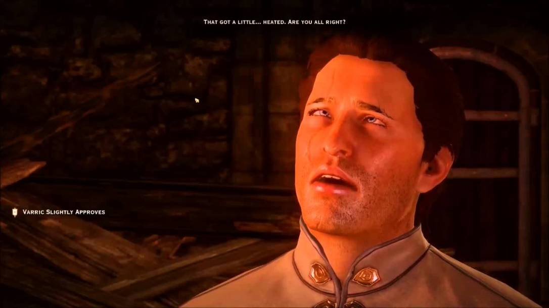 Dragon age inquisition audio rant