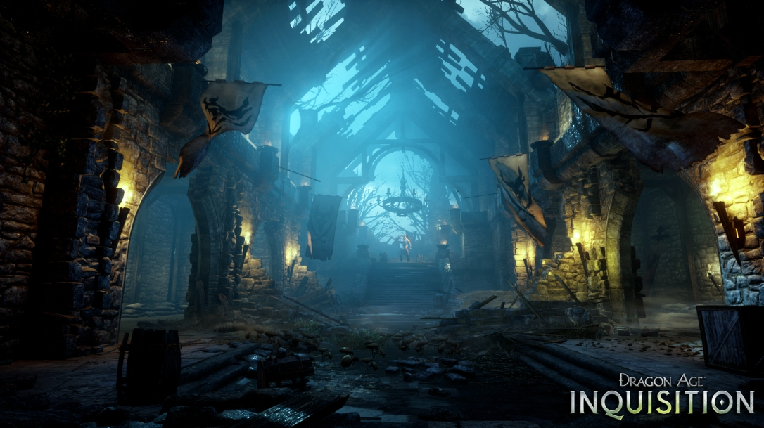 Dragon Age: Inquisition graphics