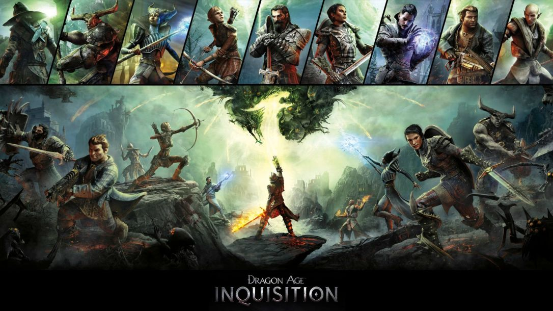 Dragon Age Inquisition Review Characters conclusion