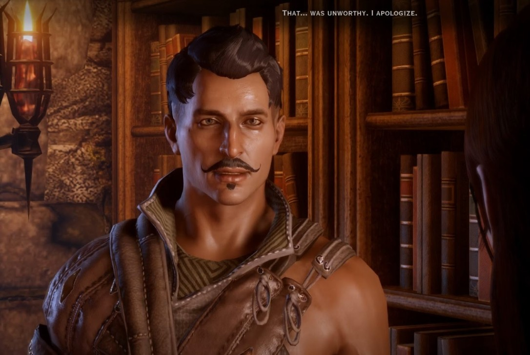 Dragon Age Inquisition Review Characters Dorian