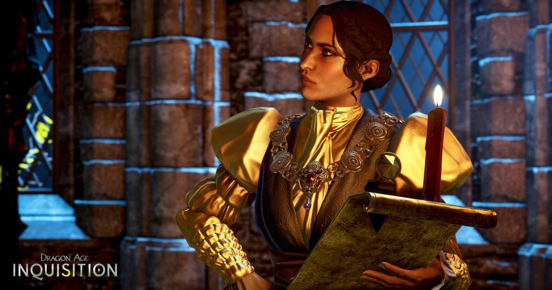 Dragon Age Inquisition Review Characters Josephine
