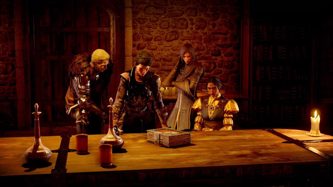 Dragon age: inquisition review conclusion