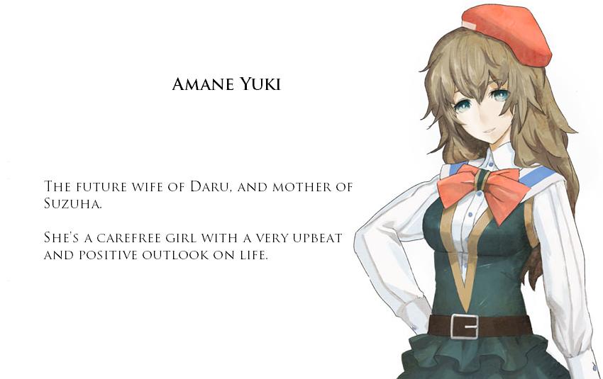 Steins Gate Theories Yuki
