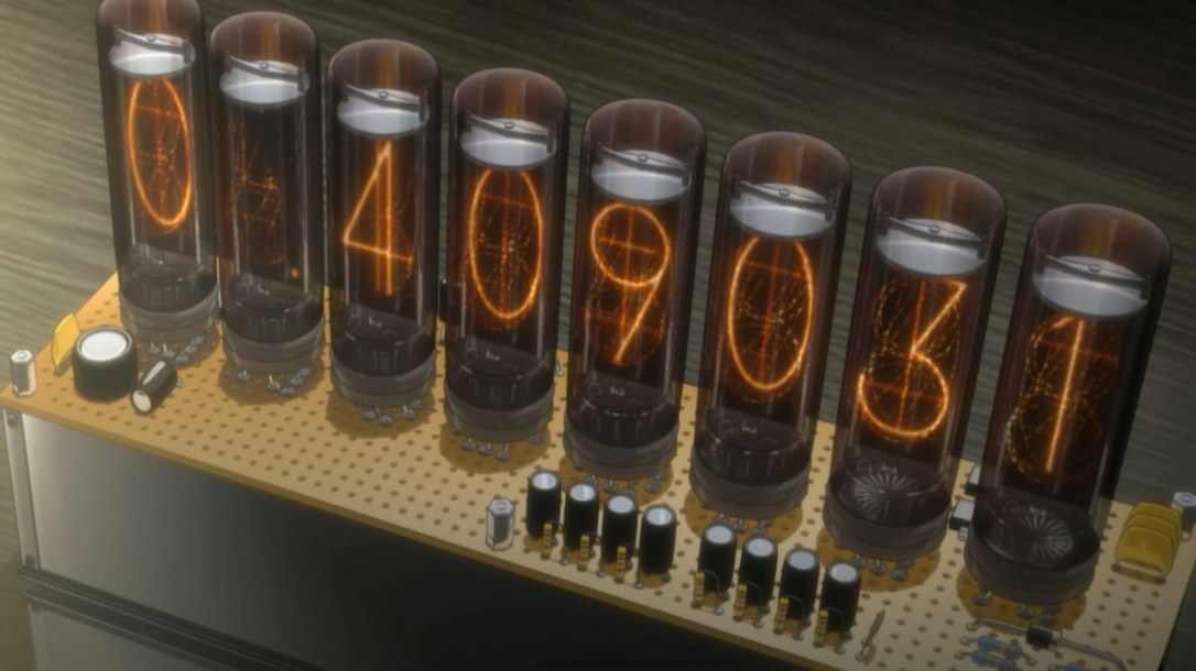 Steins;Gate WorldLines explained - divergence meter