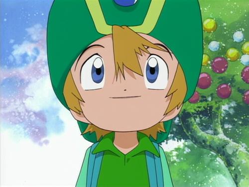 Takaishi Takeru Digimon first season