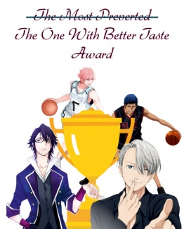 anime most preverted award