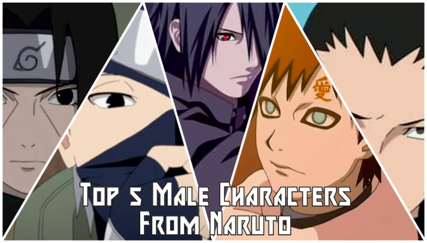 Top 5 Female Characters from Naruto